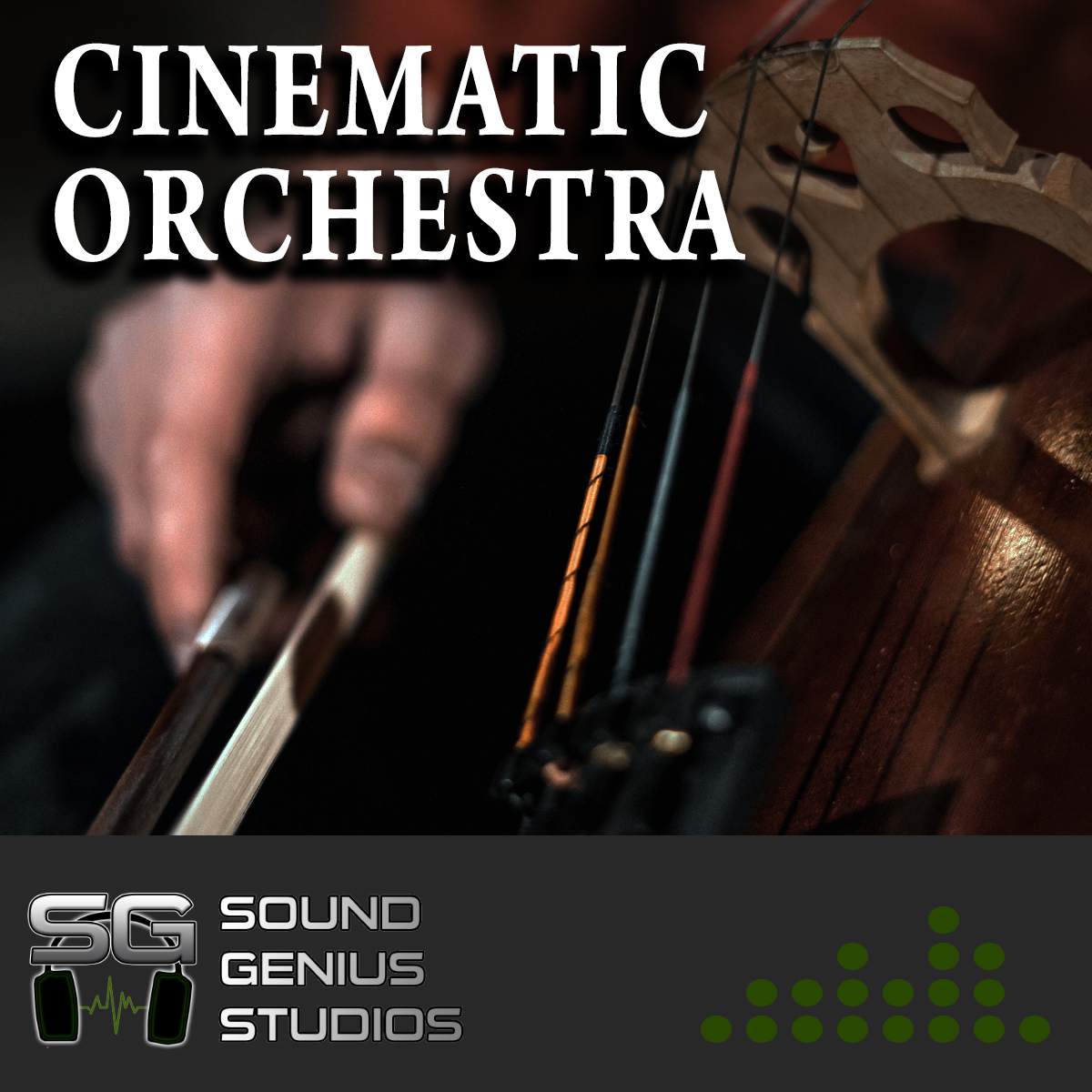 Cinematic Orchestra Stock Music Collection