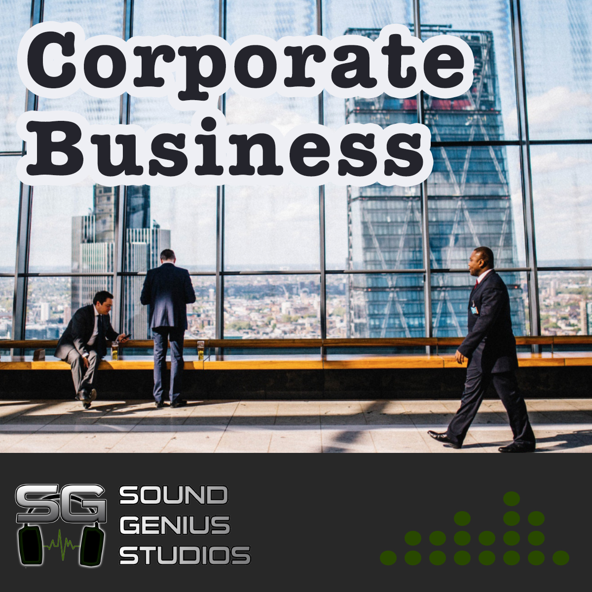 Corporate Business Stock Music Collection