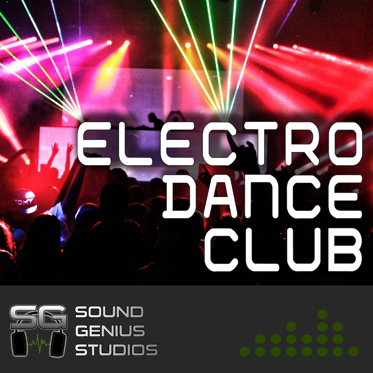 Electro Dance Club Stock Music Collection