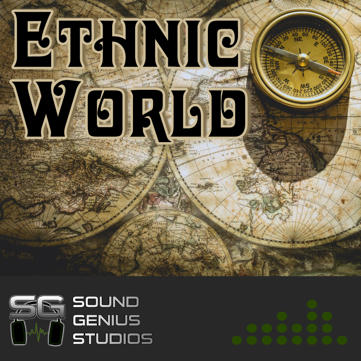 Ethnic World Stock Music Collection