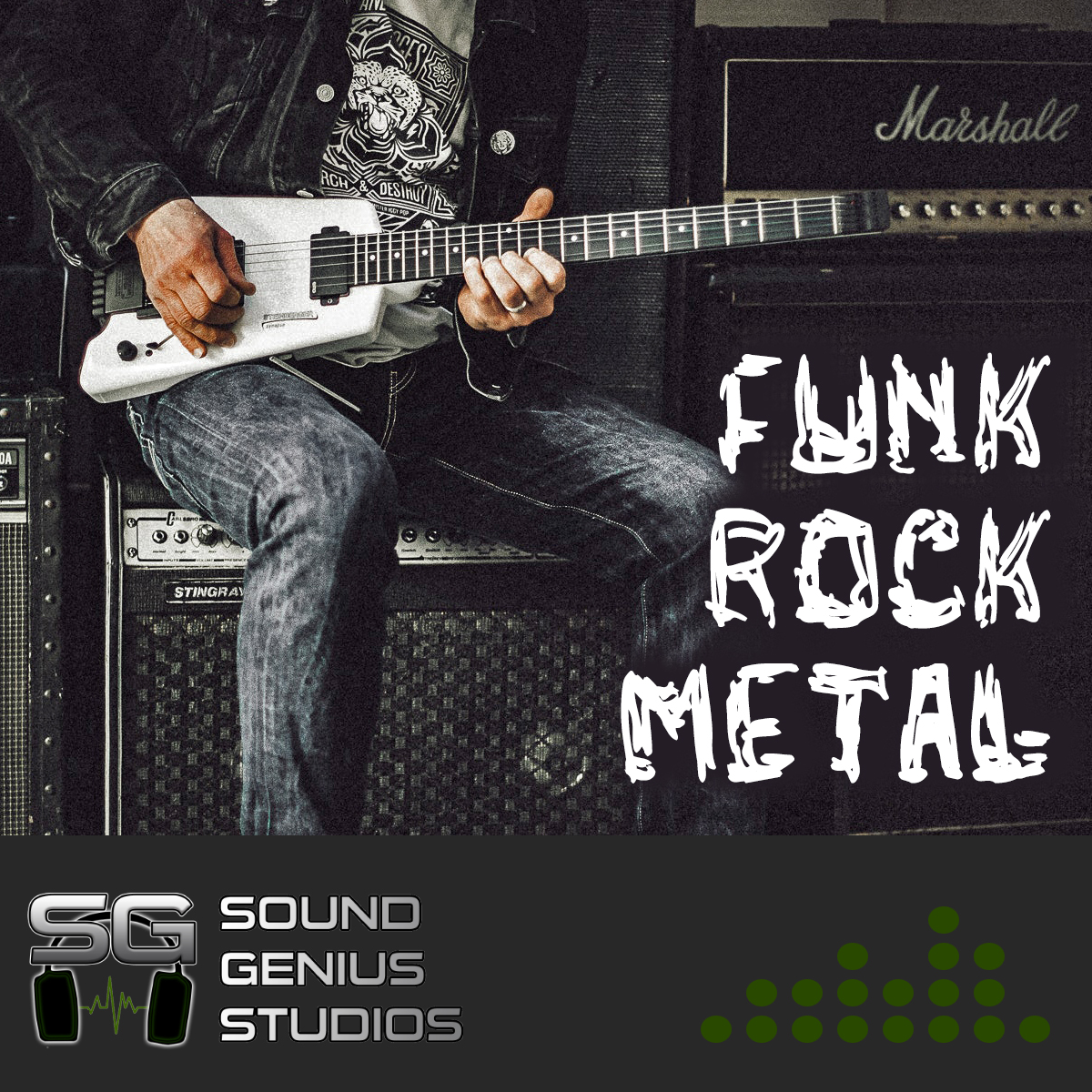 Funk Rock Metal Stock Music Collection
