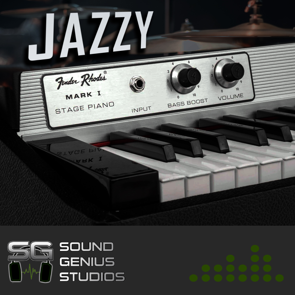 Jazz Jazzy Music Collection