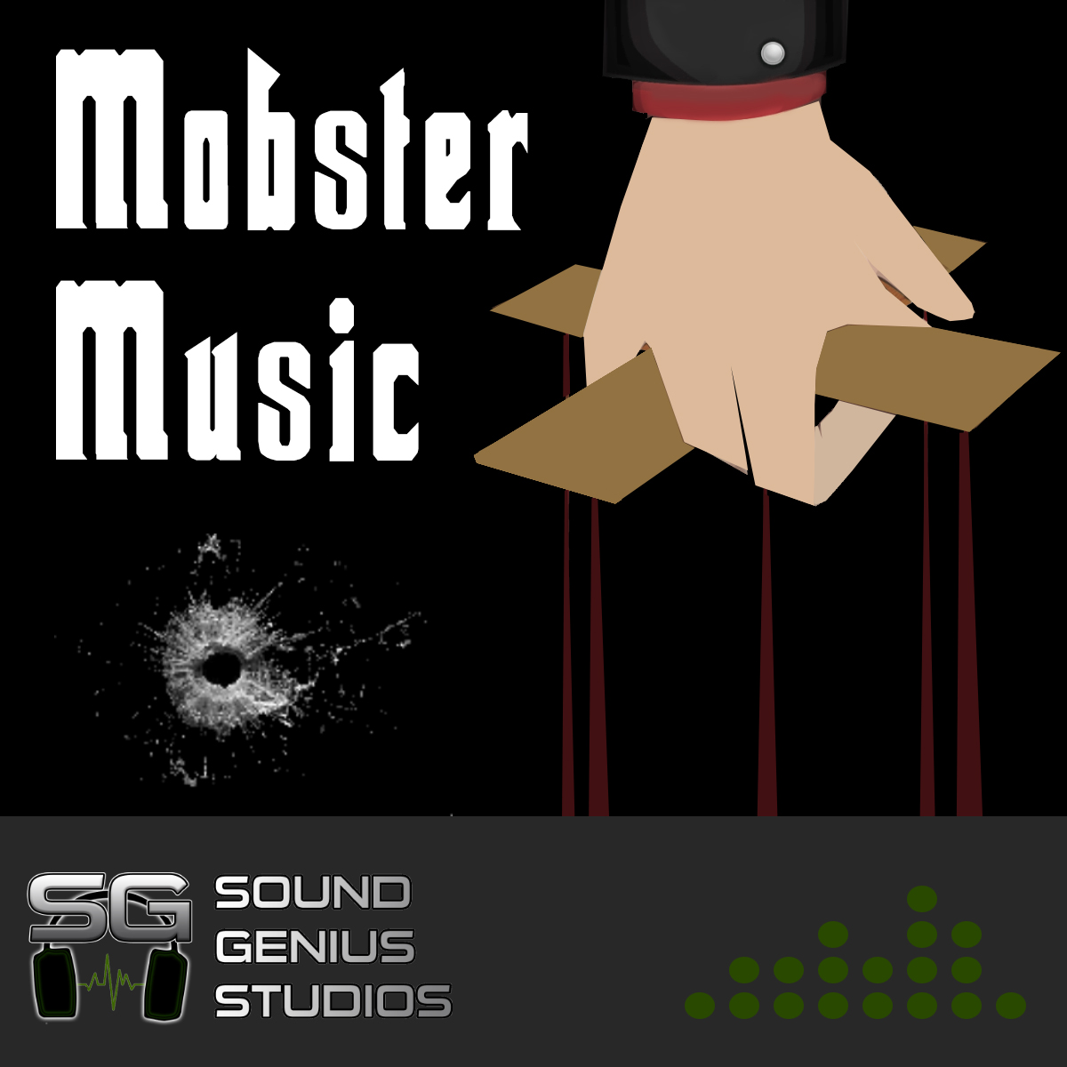 Mobster Stock Music Collection