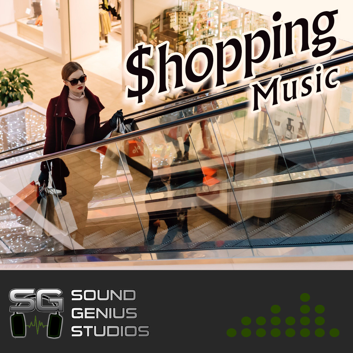 Shopping Stock Music Collection