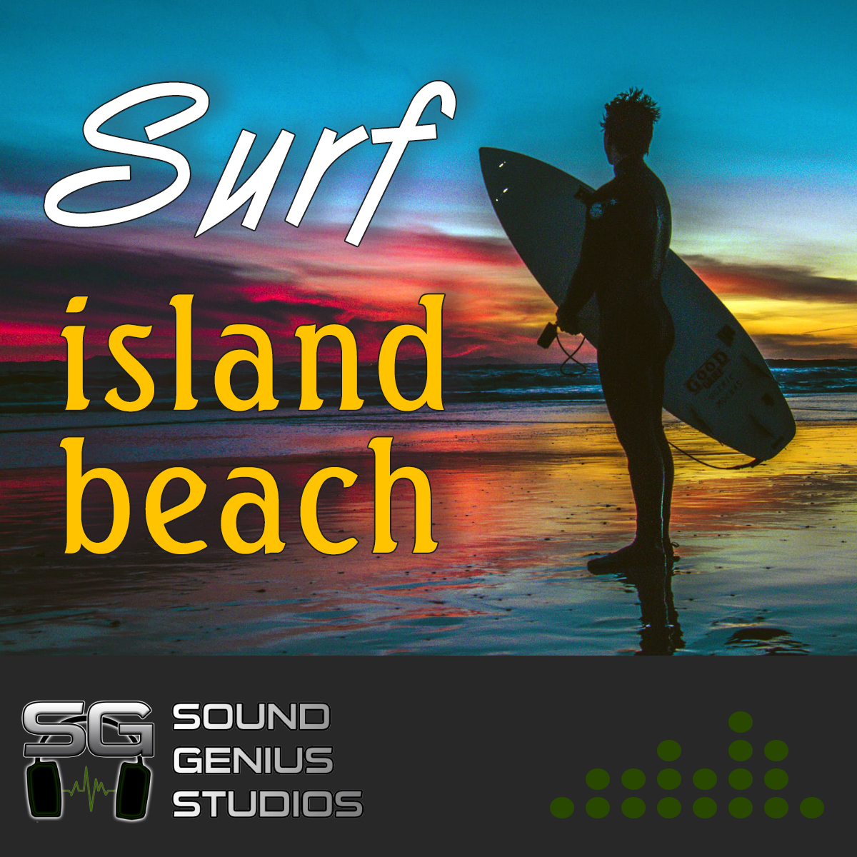 Surf Island and Beach Music Collection